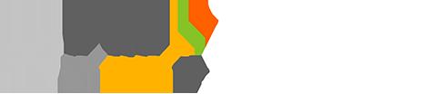 Virtual Center of Excellence - logo white txt
